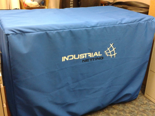 Booth cover - Industrial Net