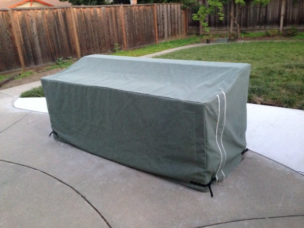 Custom Outdoor Bar Cover