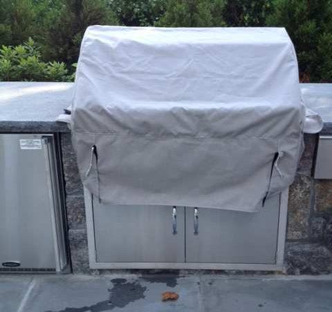 Water Resistant Hood Cover