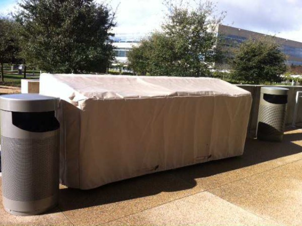 Outdoor Commercial Grill Cover