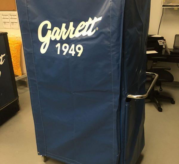 Custom Cart Cover