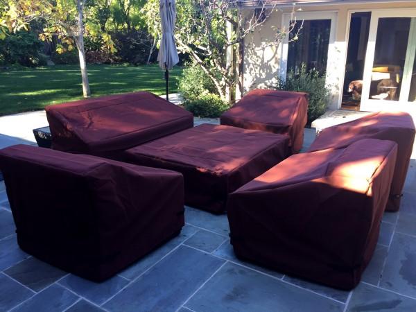 Custom Furniture Cover