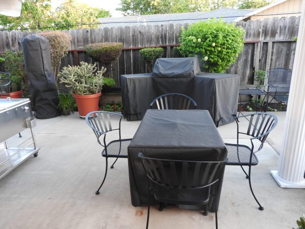 Grill-Table- Heater covers -Cole-CA