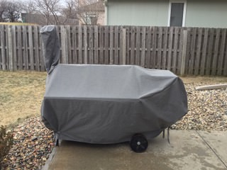 Jambo Pit Weatherproof Cover