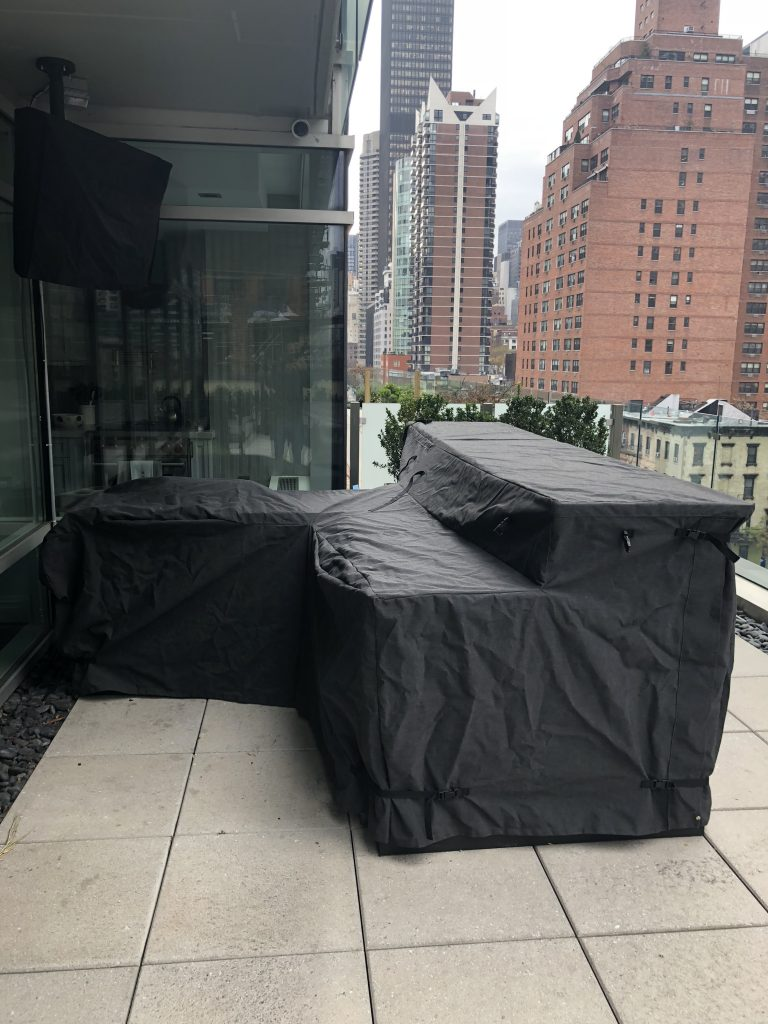 Rooftop Cover